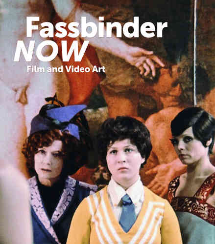 "Katalog ""Fassbinder NOW - Film and Video Art"" (ENGLISCH)"