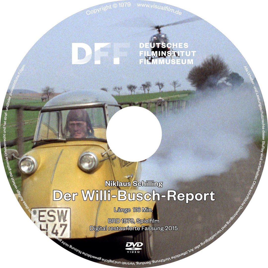 DVD Der Willi-Busch-Report