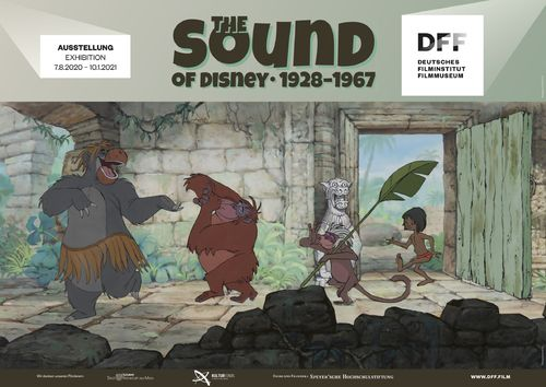 poster THE SOUND OF DISNEY landscape
